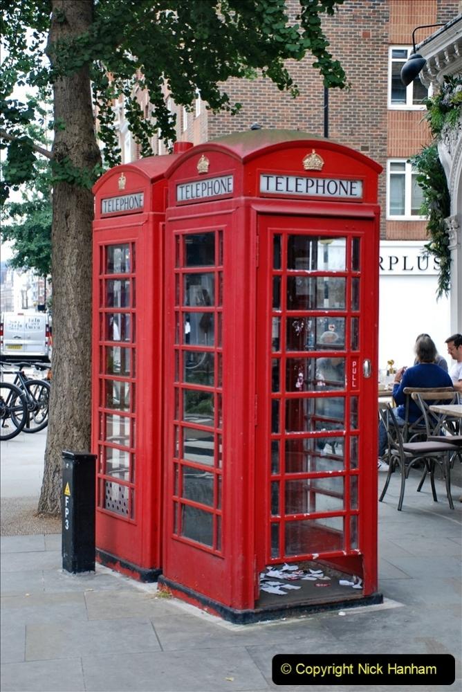 2021 Telephone Boxes UK