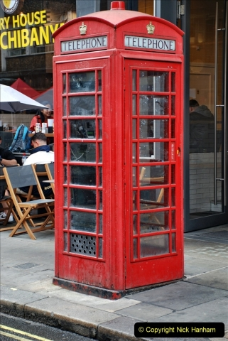 2021-09-19 & 21 Central London Telephone Boxes. (3) 003