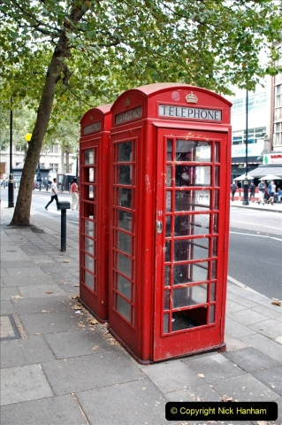 2021-09-19 & 21 Central London Telephone Boxes. (7) 007