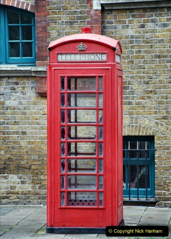 2021-09-19 & 21 Central London Telephone Boxes. (8) 008