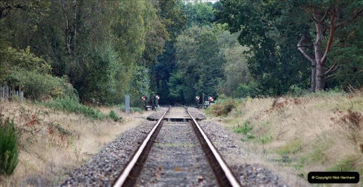 2021-10-07 Bridge 7 to Bridge 2 & Track Gang. (5) To Swanage. 005