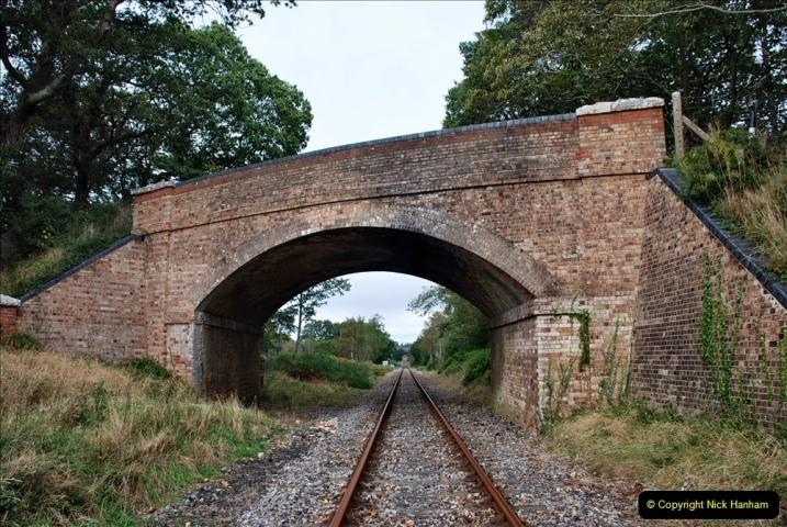 2021-10-07 Bridge 7 to Bridge 2 & Track Gang. (7) To Wareham. 007