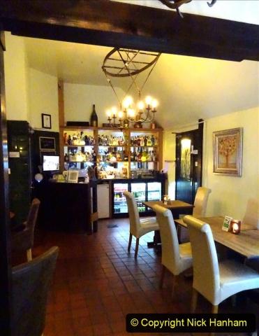 2020-12-14 Brockenhurst, Hampshire. (16) Gin taster menu. 068