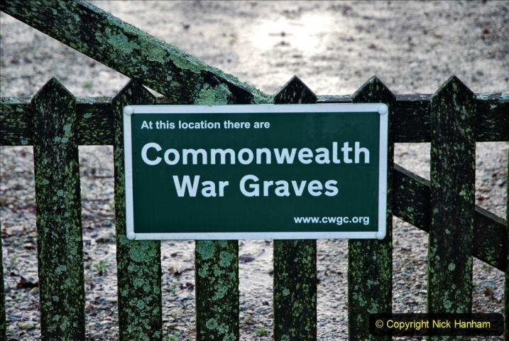2020-12-14 Brockenhurst, Hampshire. (52) WW1 and New Zealand troops hospital area walk. 104