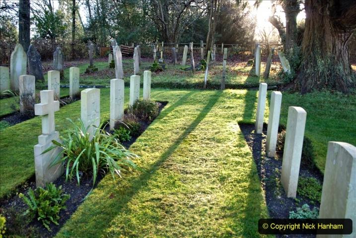 2020-12-14 Brockenhurst, Hampshire. (57) WW1 and New Zealand troops hospital area walk. 109