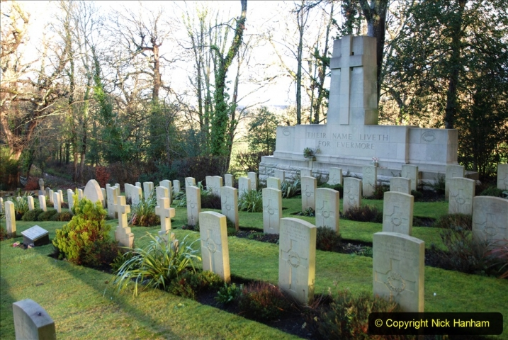 2020-12-14 Brockenhurst, Hampshire. (58) WW1 and New Zealand troops hospital area walk. 110