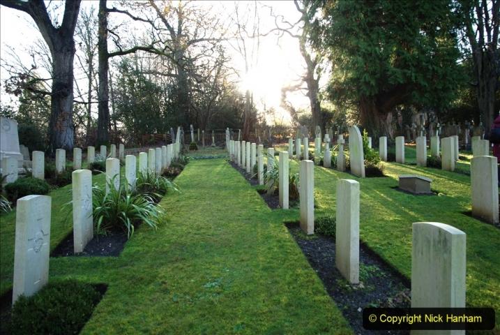2020-12-14 Brockenhurst, Hampshire. (63) WW1 and New Zealand troops hospital area walk. 115