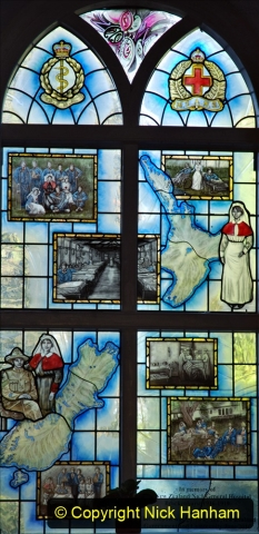 2020-12-14 Brockenhurst, Hampshire. (67) WW1 and New Zealand troops hospital area walk. 119