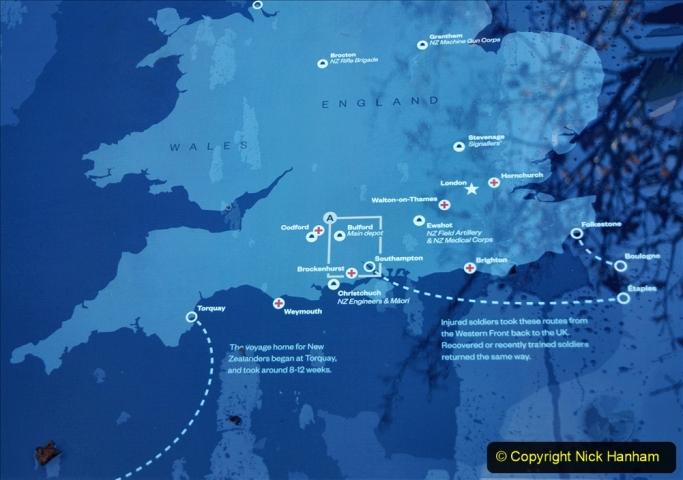 2020-12-14 Brockenhurst, Hampshire. (76) WW1 and New Zealand troops hospital area walk. 128