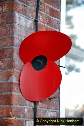 2020-12-14 Brockenhurst, Hampshire. (78) WW1 and New Zealand troops hospital area walk. 130
