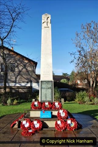 2020-12-14 Brockenhurst, Hampshire. (79) WW1 and New Zealand troops hospital area walk. 131