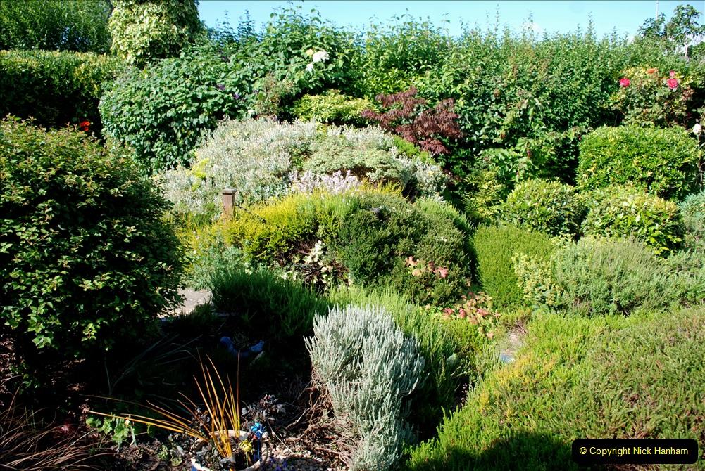 2019-07-11 A Poole Garden in Summer. (98) 098