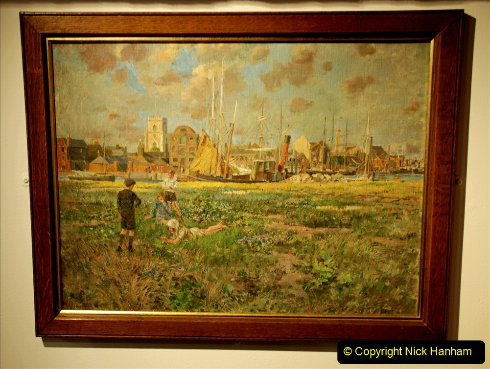 2019-09-21 A Poole Miscellany. (126) Poole Museum.