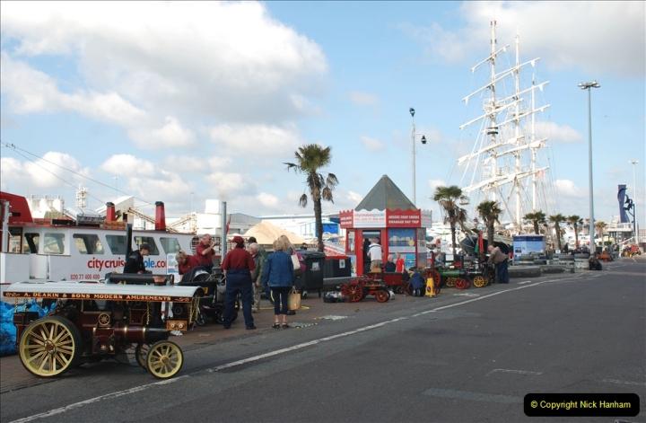 2019-05-11 A walk around Poole Quay and Mini Steam. (1)