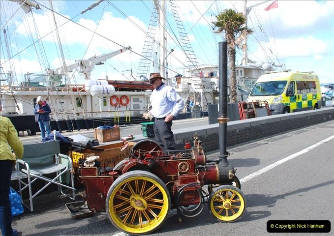 2019-05-11 A walk around Poole Quay and Mini Steam. (23)