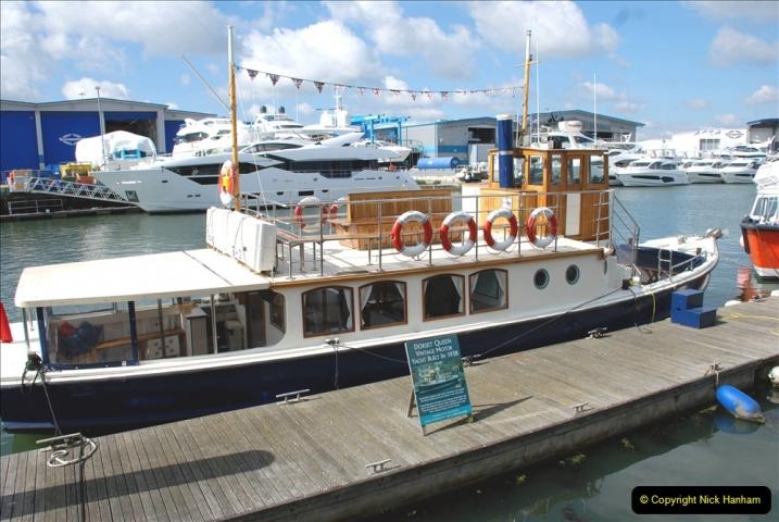 2019-05-11 A walk around Poole Quay and Mini Steam. (52)