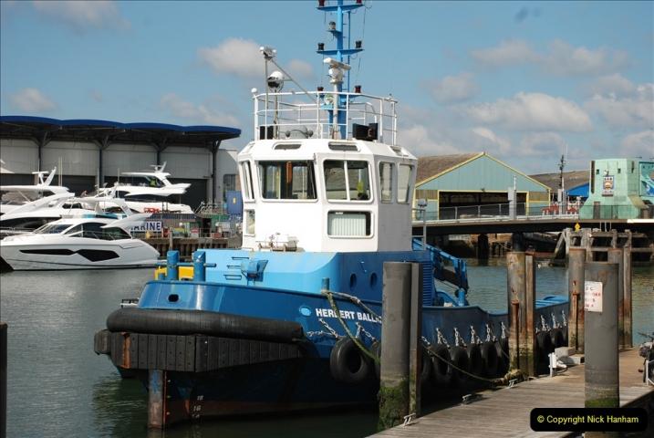 2019-05-11 A walk around Poole Quay and Mini Steam. (64)