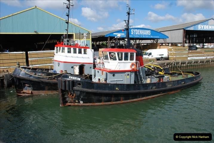 2019-05-11 A walk around Poole Quay and Mini Steam. (71)