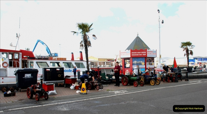 2019-05-11 A walk around Poole Quay and Mini Steam. (80)