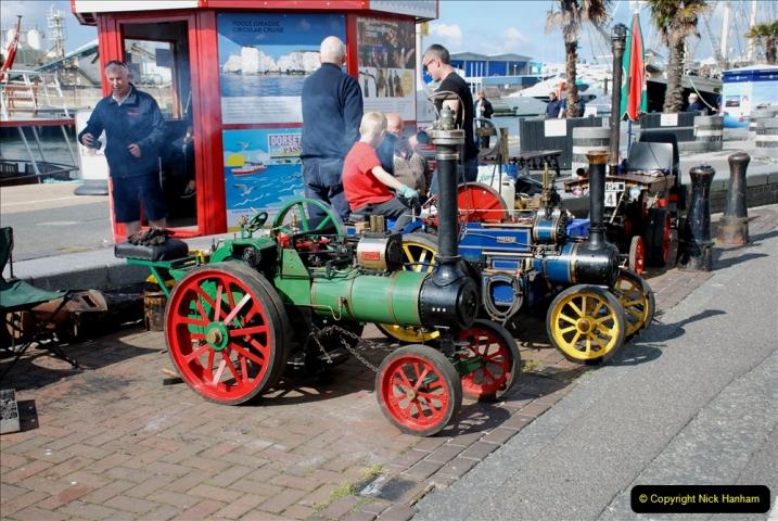 2019-05-11 A walk around Poole Quay and Mini Steam. (9)