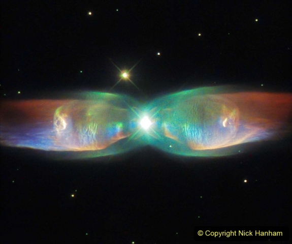 Astronomy Number 7. (2) 010