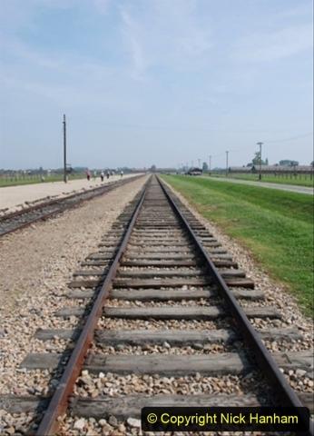 2009-09-13 Auschwitz & Birkenau, Poland.  (131) 131