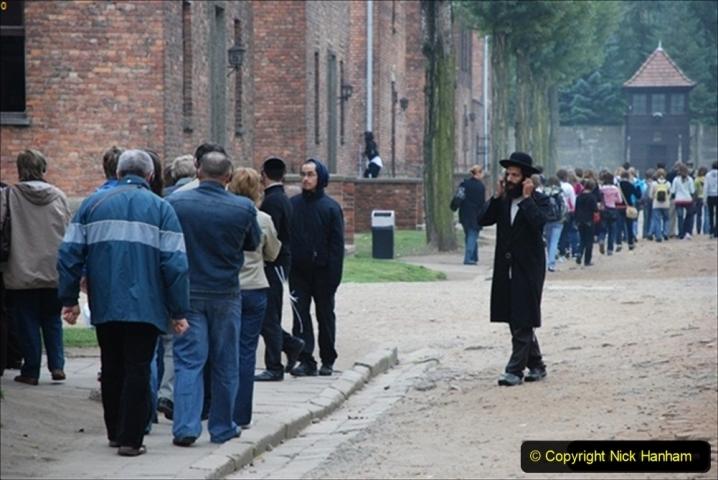 2009-09-13 Auschwitz & Birkenau, Poland.  (23) 023
