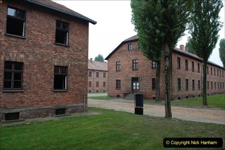 2009-09-13 Auschwitz & Birkenau, Poland.  (24) 024