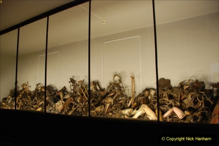 2009-09-13 Auschwitz & Birkenau, Poland.  (32) 032