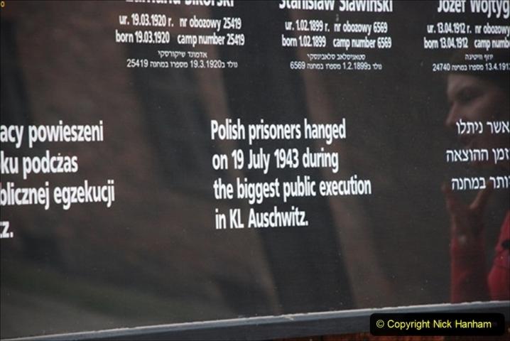 2009-09-13 Auschwitz & Birkenau, Poland.  (51) 051