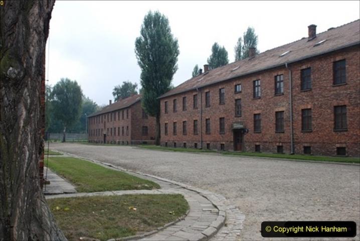 2009-09-13 Auschwitz & Birkenau, Poland.  (52) 052