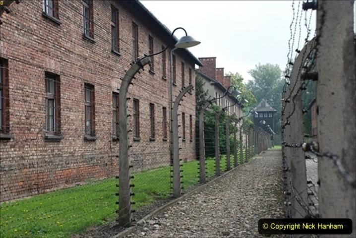 2009-09-13 Auschwitz & Birkenau, Poland.  (55) 055