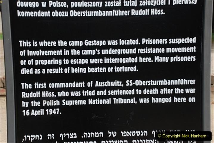 2009-09-13 Auschwitz & Birkenau, Poland.  (59) 059