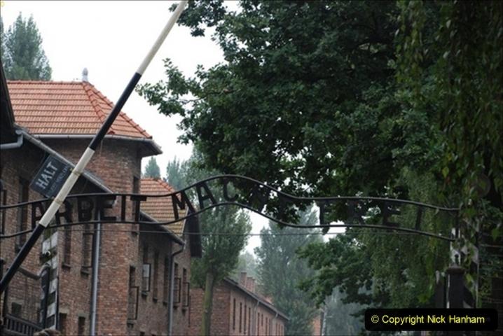 2009-09-13 Auschwitz & Birkenau, Poland.  (6) 006