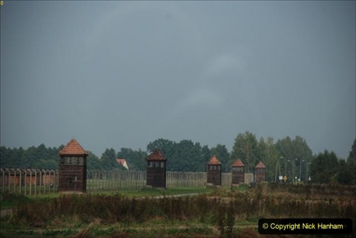 2009-09-13 Auschwitz & Birkenau, Poland.  (67) 067