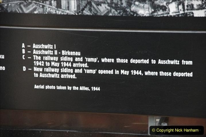 2009-09-13 Auschwitz & Birkenau, Poland.  (71) 071
