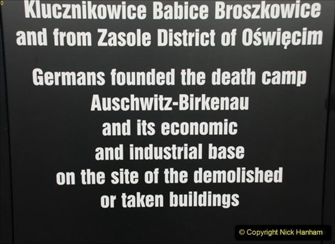 2009-09-13 Auschwitz & Birkenau, Poland.  (73) 073