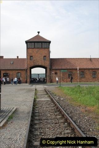 2009-09-13 Auschwitz & Birkenau, Poland.  (74) 074