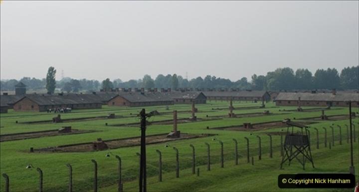 2009-09-13 Auschwitz & Birkenau, Poland.  (77) 077