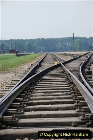 2009-09-13 Auschwitz & Birkenau, Poland.  (82) 082