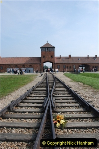 2009-09-13 Auschwitz & Birkenau, Poland.  (84) 084