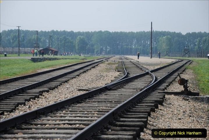 2009-09-13 Auschwitz & Birkenau, Poland.  (85) 085