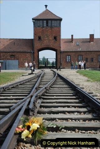 2009-09-13 Auschwitz & Birkenau, Poland.  (93) 093