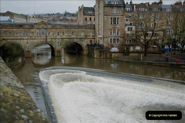 2019-02-03 to 04 Bath Abbey and Bath.  (64) 64