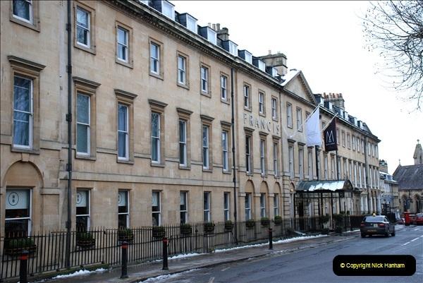 2019-02-03 to 04 Bath Abbey and Bath.  (90) 90