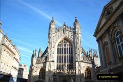 2019-02-03 to 04 Bath Abbey and Bath.  (11) 11