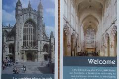 2019-02-03 to 04 Bath Abbey and Bath.  (6) 06