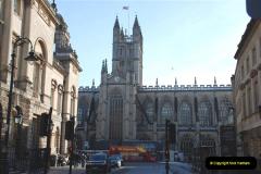2019-02-03 to 04 Bath Abbey and Bath.  (8) 08