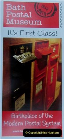 2019-02-04 The Bath Postal Museum.  (5) 05