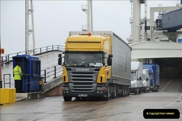 2012-04-23 to 27 Wimborne - Dorset, Dover - Kent, Belgium, Holland, Dover - Kent, Wimborne - Dorset (88)088